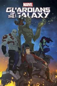 Marvel Guardians 1